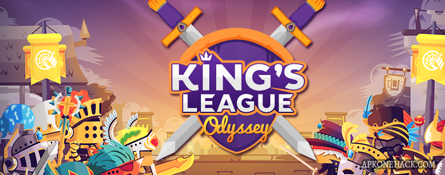 King's League Odyssey full apk android