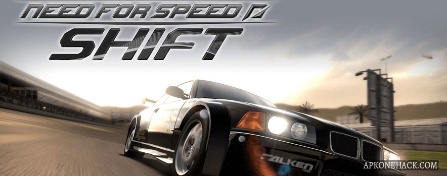 NEED FOR SPEED Shift mod apk download