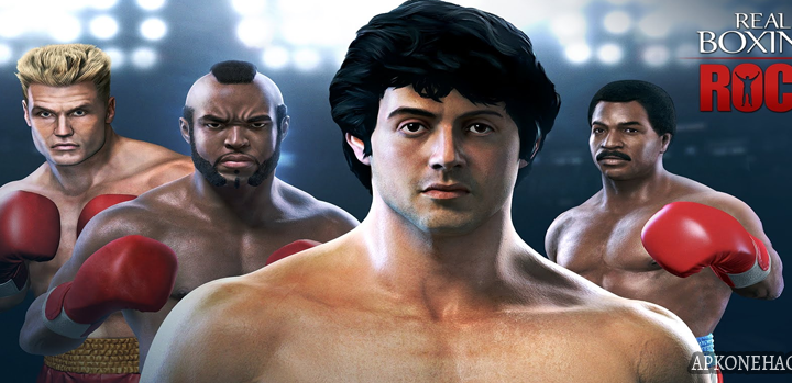 Real Boxing 2 ROCKY MOD Apk + OBB Data [Unlimited Money] v1.9.1 Android Download by Vivid Games S.A.
