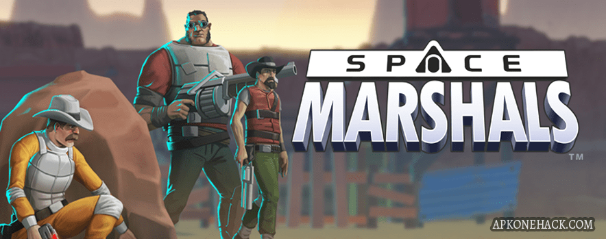 Space Marshals MOD Apk + OBB Data [Unlimited Ammo] v1.2.8 Android Download by Pixelbite