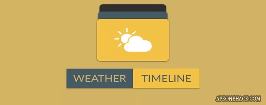 Weather Timeline - Forecast apk full android