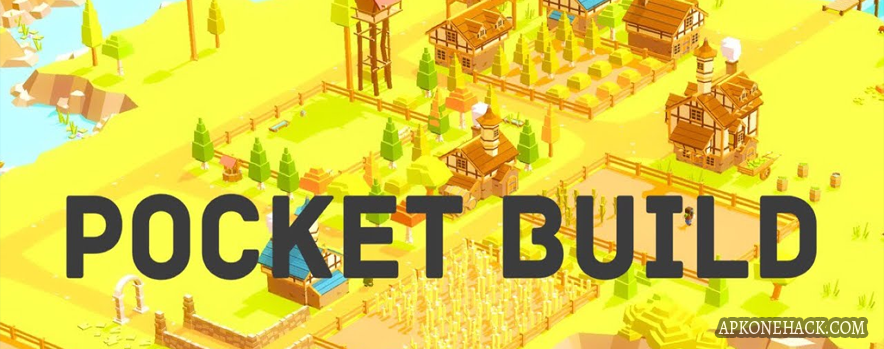 Pocket Build full apk download