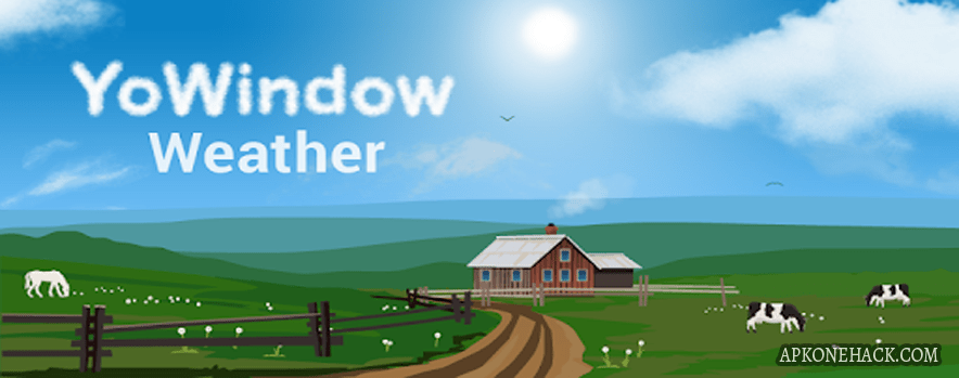 YoWindow Weather Apk [Full] v2.8.12 Android Download by RepkaSoft