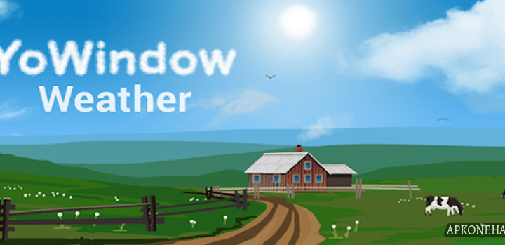 YoWindow Weather Apk [Full] v2.8.26 Android Download by RepkaSoft