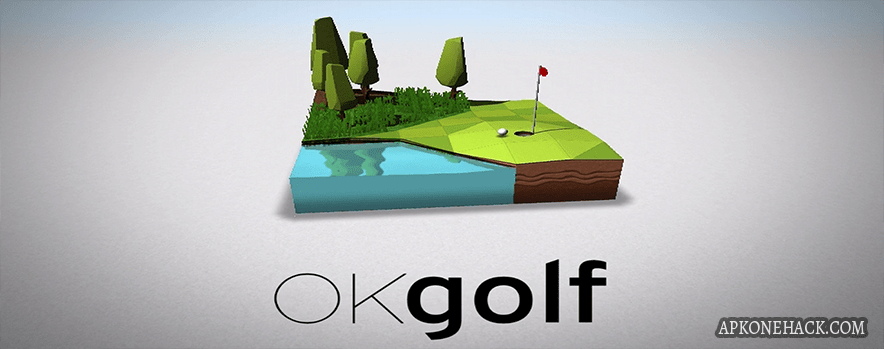 OK Golf MOD Apk + OBB Data [Unlimited Stars] v2.1.4 Android Download by Playdigious