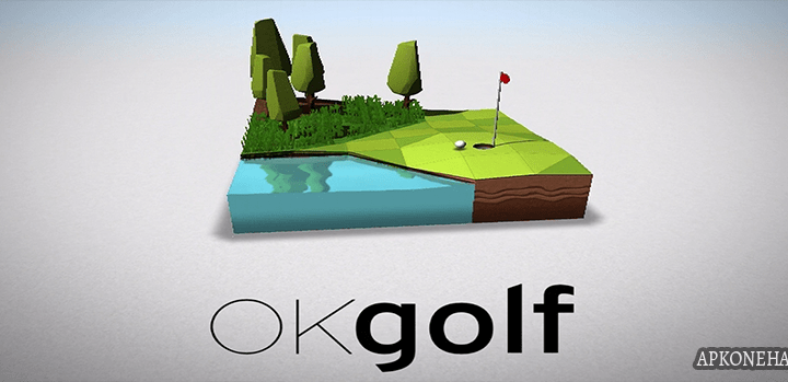OK Golf MOD Apk + OBB Data [Unlimited Stars] v2.1.5 Android Download by Playdigious