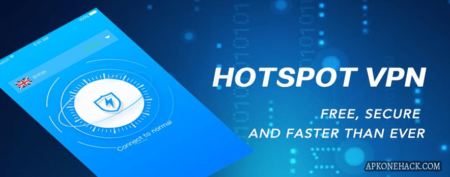 Hotspot VPN Super Free VPN Unlimited Proxy no ads apk