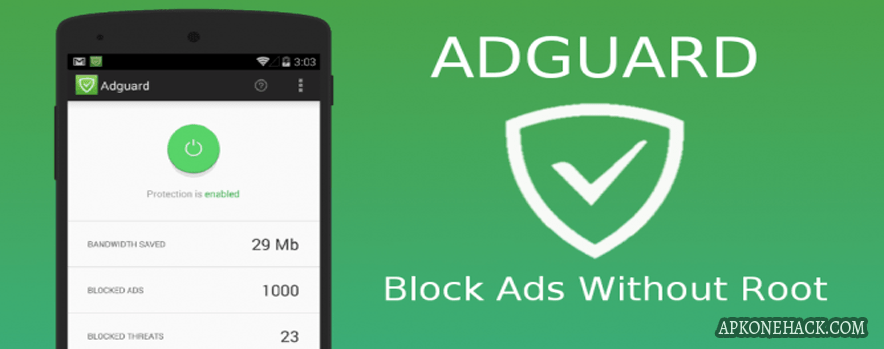Adguard – Block Ads Without Root MOD Apk [Premium] v3.0.180ƞ Android Download by adguard