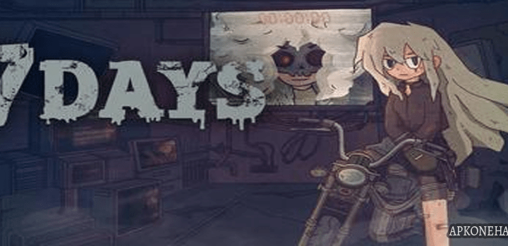 7Days – Decide your story Apk [Full Paid] v1.40 Android Download by Buff Studio Co.,Ltd.