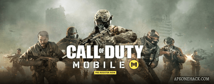 Call of Duty Mobile FULL MOD APK ANDROID