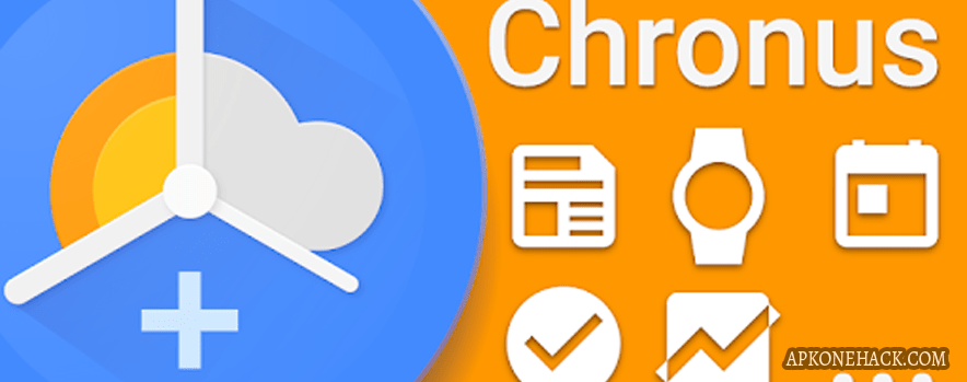 Chronus Home & Lock Widgets pro apk download