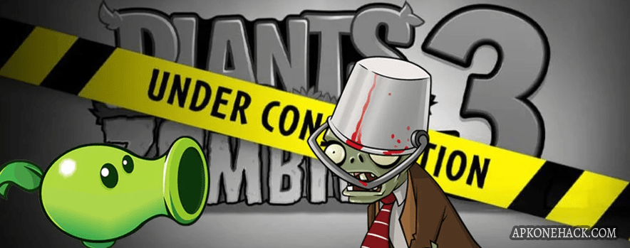 Plants vs Zombies 3 full paid mod apk android