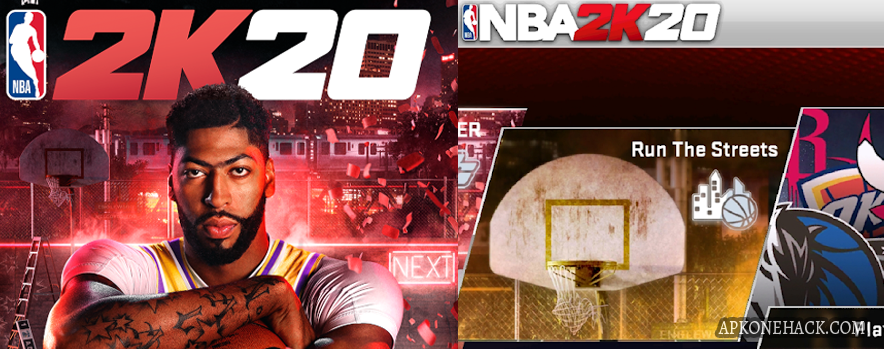 nba2k20 android mod apk free