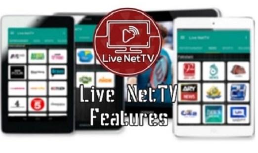 Live NetTV Download App - Live Net TV