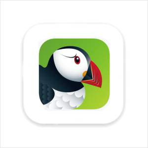 Puffin Browser app icon