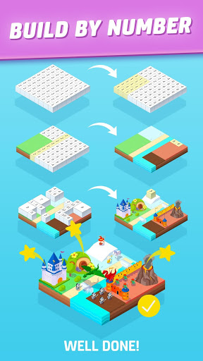 Color Land – Build by Number 1.11.0 screenshots 1