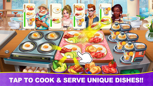 Cooking Frenzy Madness Crazy Chef Cooking Games 1.0.8 screenshots 1