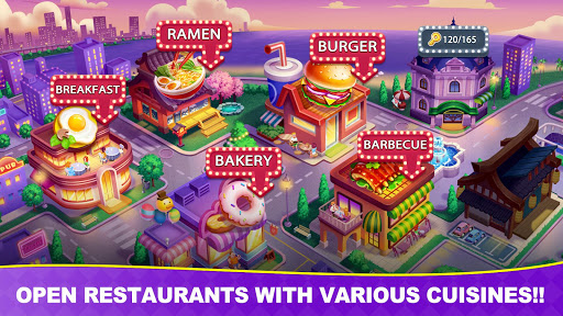 Cooking Frenzy Madness Crazy Chef Cooking Games 1.0.8 screenshots 2