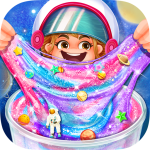 Download DIY Glitter Galaxy Slime Maker 1.0 APK For Android