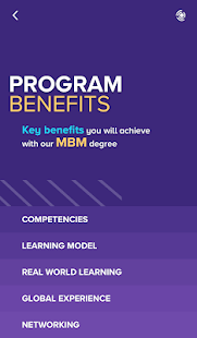 Master in Business Management 0.0.1
