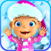 Download Talking Baby Babsy Winter Fun 15 APK For Android