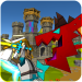 Download Blocky Fantasy Battle Simulator 1.032 APK For Android