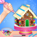 Download Ginger Bread House Cake Girls Cooking Game 1.0 APK For Android