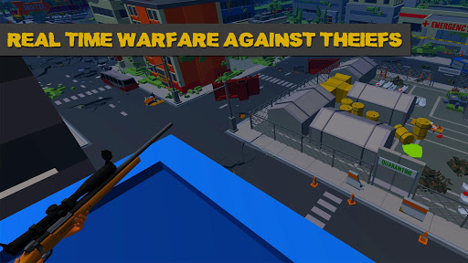 Thieves vs Snipers – The Real Heist 1.0 screenshots 2