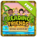Download Reading Friends Diving Adventure A to Z Free 2.0 APK For Android