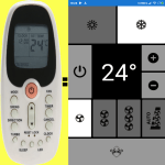 Download TORNADO AC Remote, SIMPLE, as picture! NO settings 2020.01.0317 APK For Android