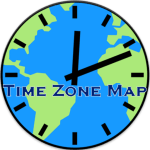 Download Time Zone Map 1.5 APK For Android