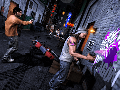 City Gangster Crime – Downtown Gangster Fighting 1.9