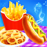 Fast Food Stand – Fried Food Cooking Game 1.0.9