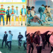 Guess the BTS song by MV 7.5.2z