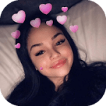 Heart Crown Face Camera 1.5.2020