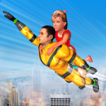 Light Speed Robot Hero Rescue Mission 4.1 and up