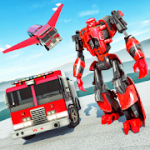 Robot Fire Fighter Rescue Truck 1.1.4