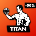 Titan – Home Workout for Men, Personal Trainer 2.8.7
