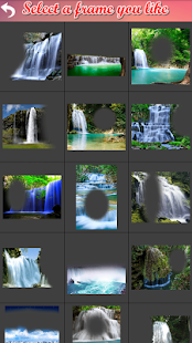 Waterfall Frame Collage 1.2