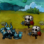 Download Heroes Battle: Legendary warriors 1.03 APK For Android