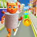 Download Toilet Paper Cat Run 15 APK For Android