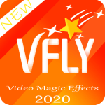 Download VFLY Pro : Video Cut Effect Magic Add Music 1.0 APK For Android