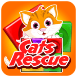 Download Cats Rescue – Puzzle Game Free 1.0.4 APK For Android