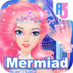 Download Princess Salon: Mermaid Dress up and Makeup Story 1.0.21 APK For Android