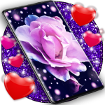 Download Sweet Love Live Wallpaper ❤️ HD Hearts Wallpapers 6.3.0 APK For Android