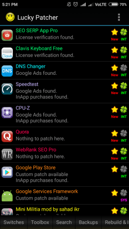 Lucky Patcher Android Free