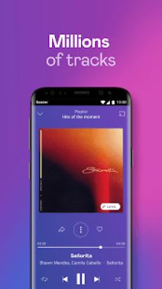 Deezer Music Player premium