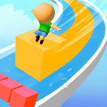 Cube Surfer! (MOD, Unlimited Gems)