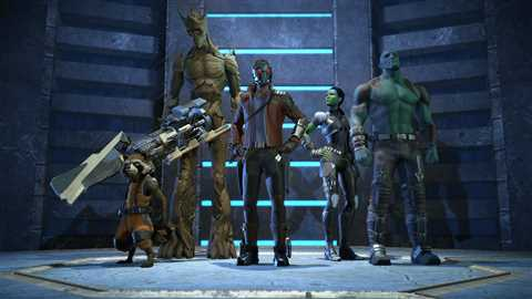 Guardians of the Galaxy TTG 2