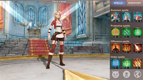Heroes of Arca 1
